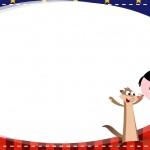 Etiqueta Escolar Personalizadas Show da Luna 7