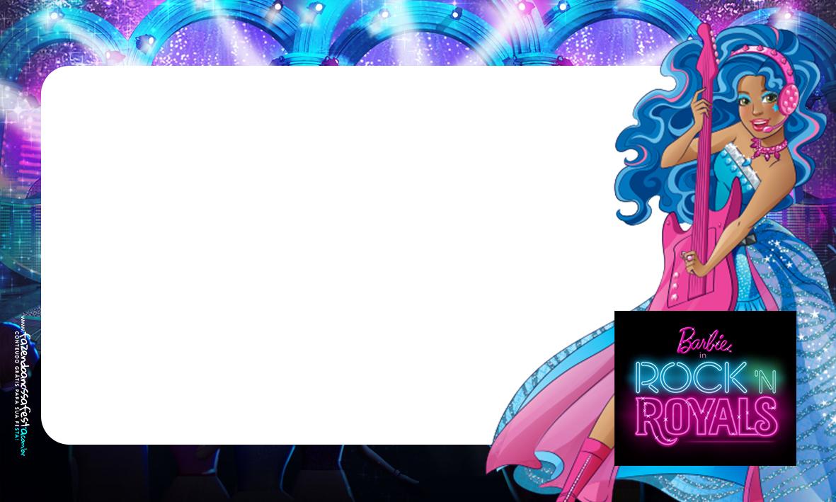 Etiqueta Volta as aulas Barbie in Rock Royals 4
