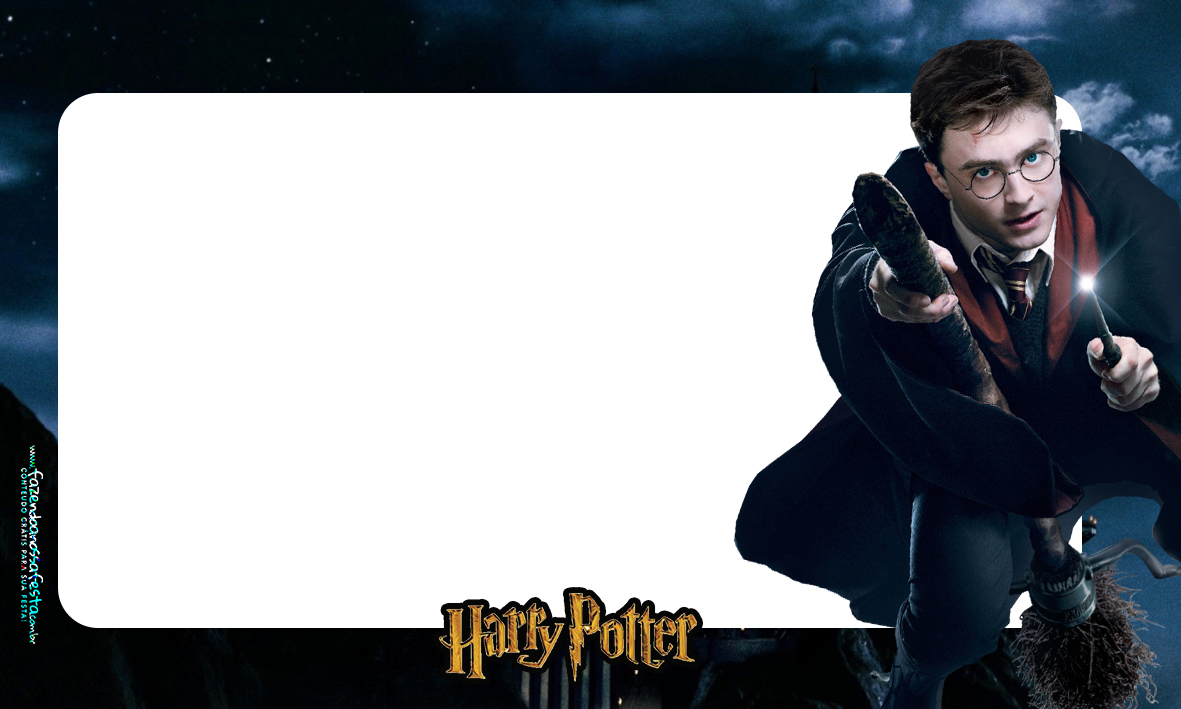 Etiqueta Volta as aulas Harry Potter 3