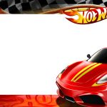 Etiqueta Volta as aulas Hot Wheels 2