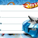 Etiqueta Volta as aulas Hot Wheels 4