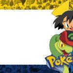 Etiqueta Volta as aulas Pokemon 2