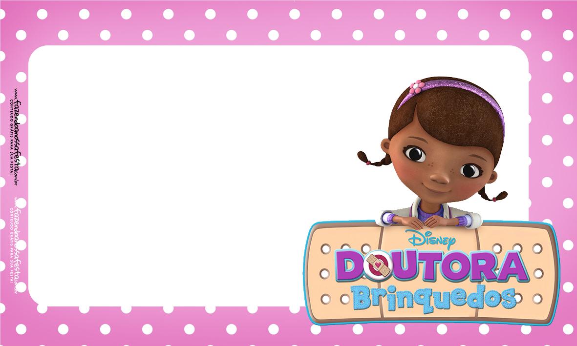 Etiquetas Escolar Volta as Aulas Doutora Brinquedos 1