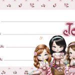 Etiquetas Escolar Volta as Aulas Jolie 1 2