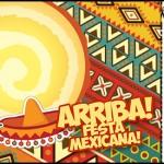 Convite Ingresso Festa Mexicana