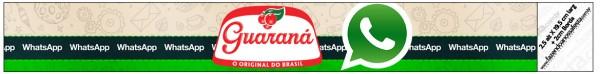 Guaraná Caçulinha Whatsapp