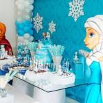 Festa Frozen da Sophia!