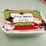 Festa Natal Papai Noel e Boneco de Neve!