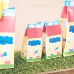Caixa de Leite Festa Peppa da Claudia