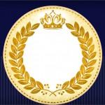 Coroa Príncipe Azul Marinho – Kit Festa Infantil!
