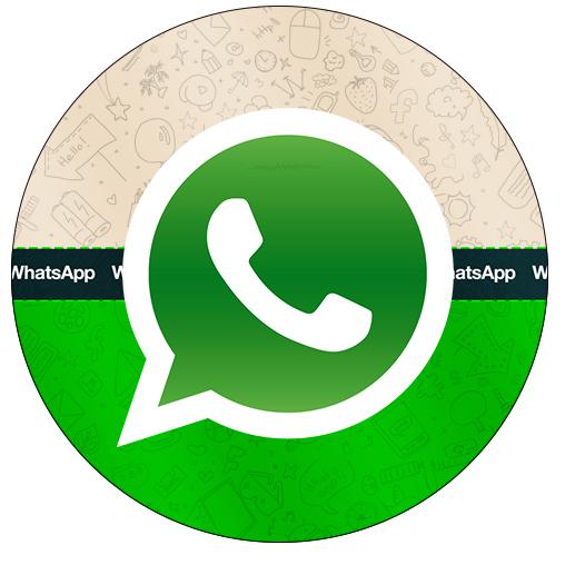 Latinhas, Tubetes, Toppers e Tags Whatsapp