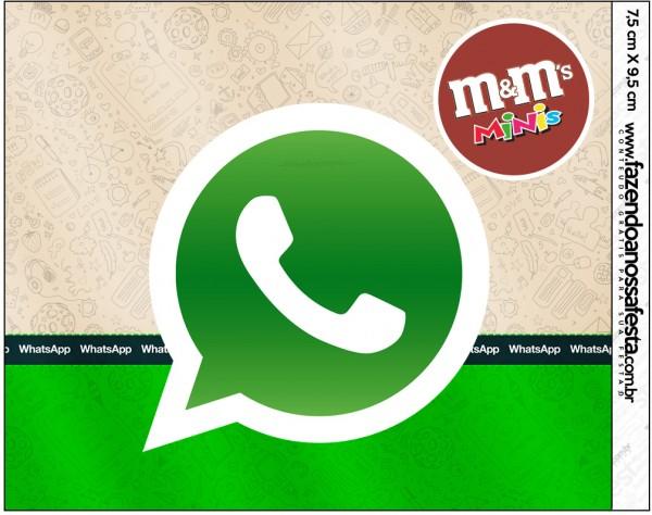 Mini M&M Whatsapp