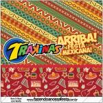 Mini Trakinas Festa Mexicana