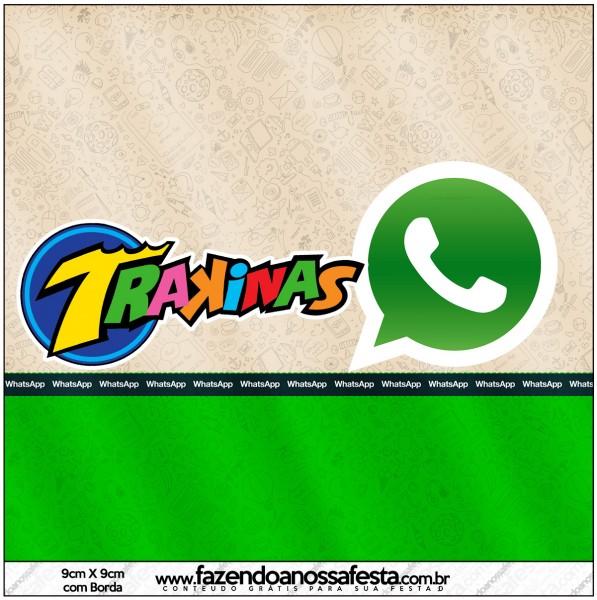 Mini Trakinas Whatsapp
