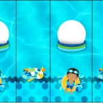 Nescauzinho Pool Party Menino Moreno