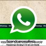 Passatempo Whatsapp