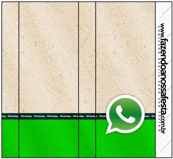 Pirulito Mastigável Whatsapp
