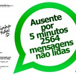 Plaquinhas Divertidas Whatsapp 12