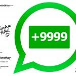 Plaquinhas Divertidas Whatsapp 13