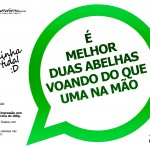 Plaquinhas Divertidas Whatsapp 20