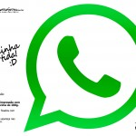 Plaquinhas Divertidas Whatsapp 1