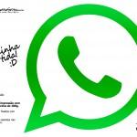 Plaquinhas Divertidas Whatsapp 1