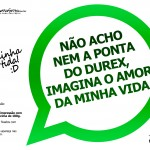 Plaquinhas Divertidas Whatsapp 22