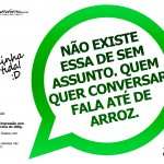 Plaquinhas Divertidas Whatsapp 27