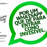 Plaquinhas Divertidas Whatsapp 30