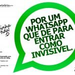 Plaquinhas Divertidas Whatsapp 30