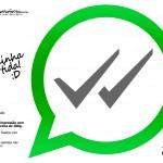 Plaquinhas Divertidas Whatsapp 7
