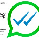 Plaquinhas Divertidas Whatsapp 8