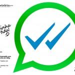 Plaquinhas Divertidas Whatsapp 8