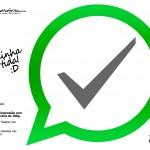 Plaquinhas Divertidas Whatsapp 9