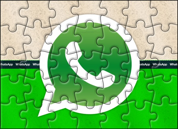 Quebra-cabeça Whatsapp
