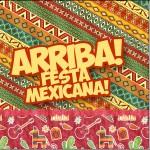 Rótulo Batom Garoto Festa Mexicana