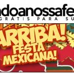 Rótulo Pote Papinha Festa Mexicana