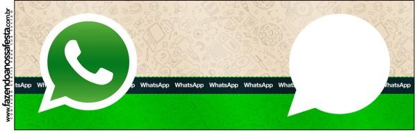 Rótulo Squezze Whatsapp