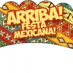 Saias Wrappers para Cupcakes Festa Mexicana