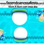 Saquinho de Balas 1 Pool Party