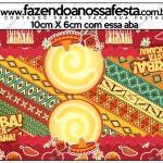 Saquinho de Balas Festa Mexicana