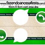 Saquinho de Balas Whatsapp