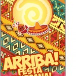 Tag Agradecimento Festa Mexicana