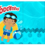Toddynho Pool Party Menino Moreno