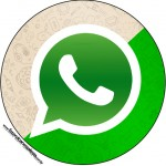 Toppers,Tubetes e Latinhas Whatsapp 2