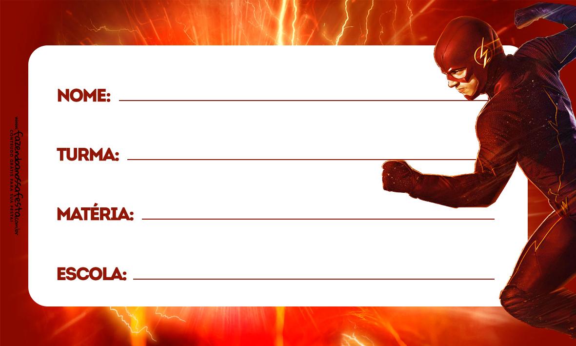Etiqueta Volta as Aulas Flash 4