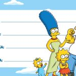 Etiqueta Volta as Aulas Simpsons 2