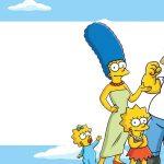 Etiqueta Volta as Aulas Simpsons 1