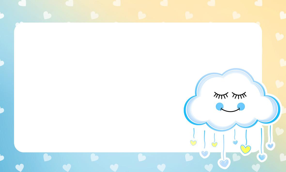 etiquetas volta as aulas chuva de amor menino 2