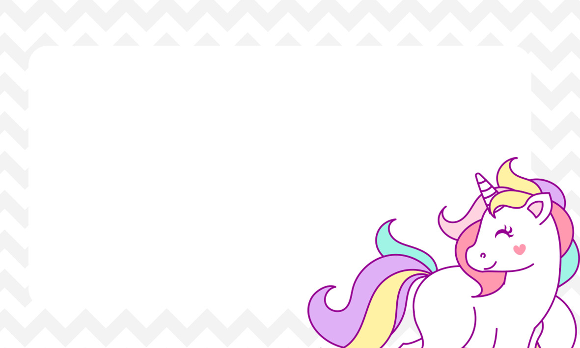 etiquetas volta as aulas unicornio novo 4